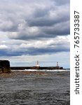 Small photo of Amble Pier Northumberland England