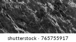 marble texture black background | Shutterstock . vector #765755917