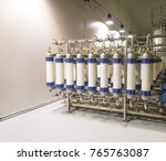 modern super filter system...   Shutterstock . vector #765763087