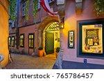 vienna  austria  november 16 ... | Shutterstock . vector #765786457