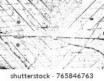 grunge black and white pattern. ...   Shutterstock . vector #765846763