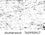 grunge black and white pattern. ... | Shutterstock . vector #765950917