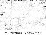 grunge black and white pattern. ...   Shutterstock . vector #765967453