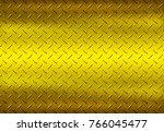 metal texture background... | Shutterstock . vector #766045477