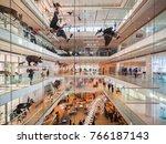 trento  italy   november 19 ... | Shutterstock . vector #766187143