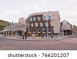 edinburgh  scotland   05 july... | Shutterstock . vector #766201207