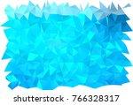Light Blue Vector Abstract...
