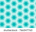 abstract geometric background... | Shutterstock .eps vector #766347763
