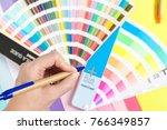 bangkok  thailand   november 11 ... | Shutterstock . vector #766349857