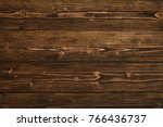 Dark brown wood texture with...