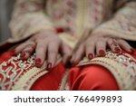 traditional moroccan wedding | Shutterstock . vector #766499893