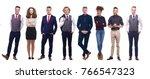 group of people | Shutterstock . vector #766547323