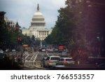 washington d.c.   sep 24  2011  ... | Shutterstock . vector #766553557