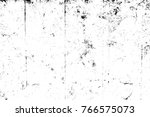 grunge black and white pattern. ... | Shutterstock . vector #766575073