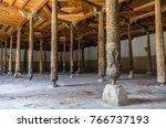 khiva  uzbekistan  april 30 ... | Shutterstock . vector #766737193