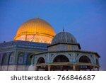baitulmuqaddis  palestine  ...   Shutterstock . vector #766846687