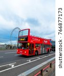 london   november 08  london... | Shutterstock . vector #766877173