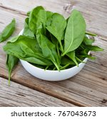 detox product. fresh spinach...   Shutterstock . vector #767043673