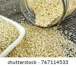 natural sesame seeds  sesame