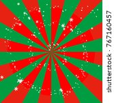 abstract red and green striped...   Shutterstock .eps vector #767160457