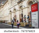 london  november  2017 ...   Shutterstock . vector #767376823