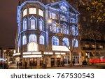 london  november  2017  the...   Shutterstock . vector #767530543