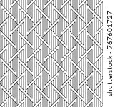 vector seamless texture. modern ... | Shutterstock .eps vector #767601727