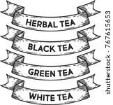 Green Tea  Black  White  Herba...