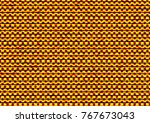 abstract bright backdrop with... | Shutterstock . vector #767673043