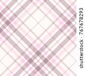 seamless tartan plaid pattern...   Shutterstock .eps vector #767678293