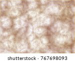 abstract bright backdrop with... | Shutterstock . vector #767698093