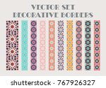 design elements and page... | Shutterstock .eps vector #767926327