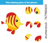matching children educational...   Shutterstock .eps vector #767980603