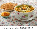 persian food ash | Shutterstock . vector #768069913