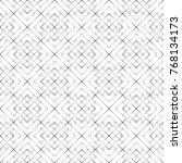 vector seamless pattern. modern ... | Shutterstock .eps vector #768134173