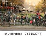 bonn  germany  19 of november... | Shutterstock . vector #768163747