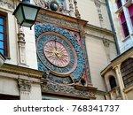 Vintage Large Clock  1389  On...