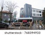 kiev  ukraine   december 4 ... | Shutterstock . vector #768394933
