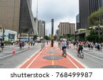 sao paulo  sao paulo  brazil ... | Shutterstock . vector #768499987