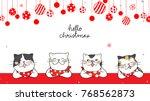 vector illustration banner... | Shutterstock .eps vector #768562873