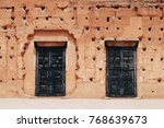 marrakesh  morocco   august 8 ... | Shutterstock . vector #768639673