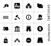 template icons. vector...