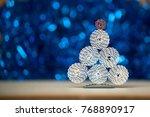 Winter Homemade Decoration....