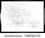 scratch grunge urban background.... | Shutterstock .eps vector #768960133