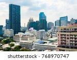 bangkok thailand   november 29... | Shutterstock . vector #768970747