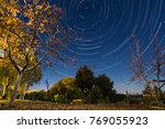 when the earth rotates for 9000 ...   Shutterstock . vector #769055923