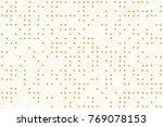 beautiful geometric pattern... | Shutterstock .eps vector #769078153