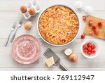 frittata with sausage  cheese ...