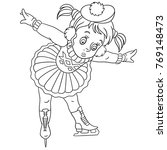 coloring pages for kids. design ... | Shutterstock .eps vector #769148473