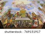 prague  czech republic   april...   Shutterstock . vector #769151917